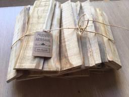 Título do anúncio: Ripas rústicas em madeira Teca.
