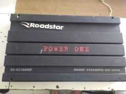 Título do anúncio: Módulo Roadstar Power one