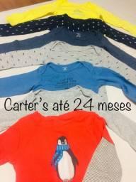 Lote Carters até 24 meses (Original)