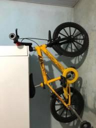 Bicicleta simi nova