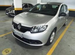 Título do anúncio: Renault Sandero Authentique 1.0 12V Flex Completo