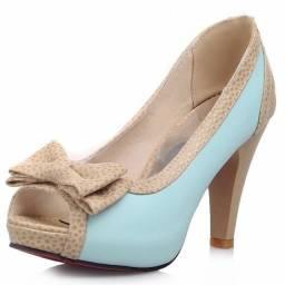 Título do anúncio: Sapato de salto alto feminino