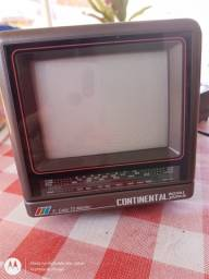 Tv portátil com rádio