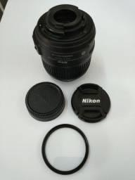 Lente Nikon Nikkor AF-S 18-55mm VR DX 1:3.5-5.6G