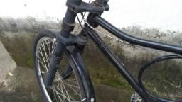 Bicicleta masculino nova