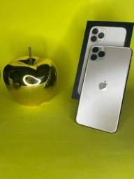 Título do anúncio: iPhone 11 Pro max 64GB gold ( somos loja )