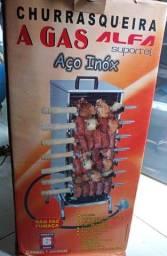 Título do anúncio: Churrasqueira a gás de aço inox