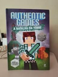 Livro Minecraft