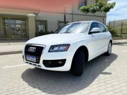 Audi Q5 blindado top de linha AWD  ano 11/11