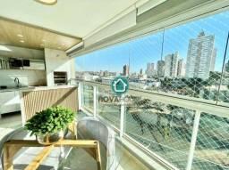 Título do anúncio: Apartamento com 3 dormitórios à venda, 142 m² por R$ 1.580.000,00 - Royal Park - Campo Gra