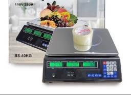 Título do anúncio: Balança 40kg digital nova bivolt