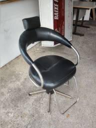 Título do anúncio: Cadeira salão de beleza cabeleireiro ou barbeiro
