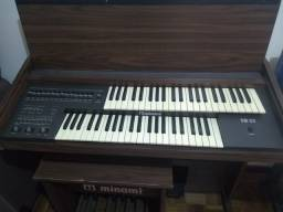 Órgão eletrônico Minami SM-33