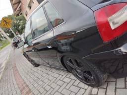 Audi A3 turbo  180 cv t vermelho