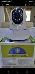 Camera de segurança nova sem uso novissima na caixa