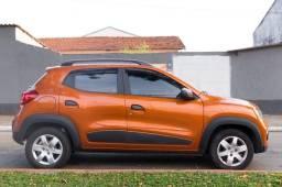 Título do anúncio: Renault kwid zem carro completo