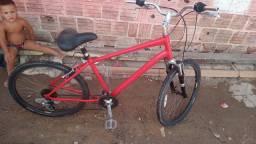 Vendo bike ou fasso rolo em outra