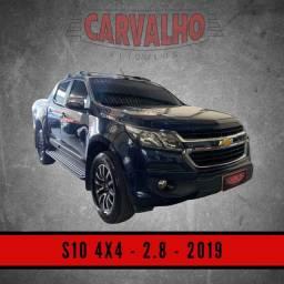 Título do anúncio: Chevrolet S10 2.8 4x4 CD Dies.Aut. - 2019