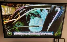 Título do anúncio: Tv 50 polegadas ultra slim com chromecast 3