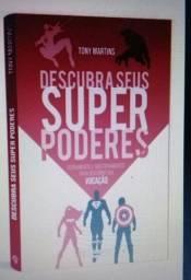 livro Super poderes