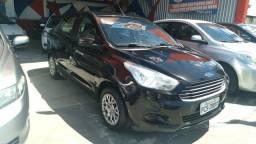 Título do anúncio: Ford Ka Sedan a gás , estado de novo !!