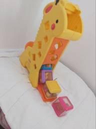 Girafa fisher price
