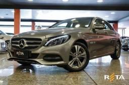 Título do anúncio: Mercedes-benz C180 1.6 TURBO EXCLUSIVE