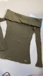 Blusa Colcci ombro a ombro