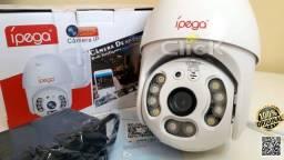 Título do anúncio: Câmera De Segurança varias telas Ptz Full Hd Wifi Speed Dome, Ipega (original)