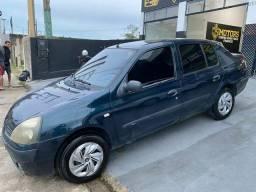 Título do anúncio: Renault Clio Expression 1.0 2004 Financio sem entrada 7.800
