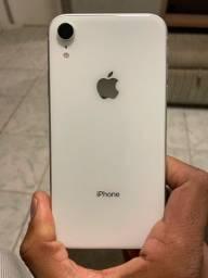 Título do anúncio: iPhone XR 64Gb Impecável BRANCO