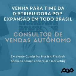 Título do anúncio: Consultor de vendas autônomo