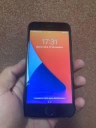 Título do anúncio: Iphone 7 preto 32gb