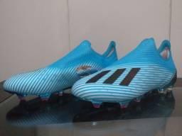 Chuteira Adidas X 19 FG