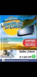 Título do anúncio: Instalação de ar condicionado! Preços a partir de 150,00