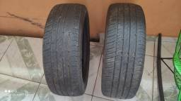 Título do anúncio: Vendo pneu semi-novo