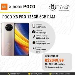 Título do anúncio: Celular Poco X3 Pro 6/128GB