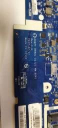 Título do anúncio: Placa mãe notebook Lenovo com defeito