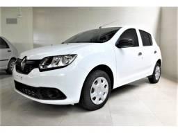 Título do anúncio: Renault Sandero Authentique 1.0 12V SCe (Flex) 2020 I 81 98222.7002 (CAIO)