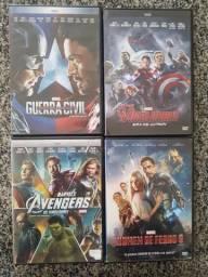 Filmes de heróis