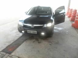 Honda civic lxs 2008 automatico troco por saveiro cross ou por s10 diesel 2013 - 2008