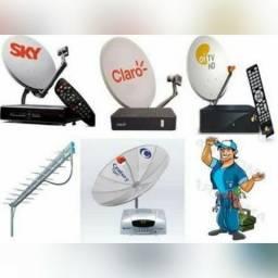 Instalador de Antenas Bh e Regiao