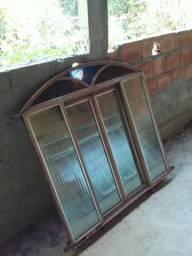 Vende se 03 janelas por R$ 150,00