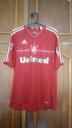 Camisa Fluminense 2012 Grená (M) Lisa e864c8fe475e4