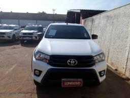 Toyota/hilux cd challenge 2.8 4x4 - 2018