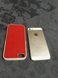 IPhone 5S Gold Retirada de peças