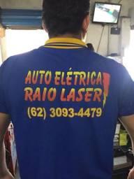 Contrata-se Eletricista Automotivo C/ Experiência