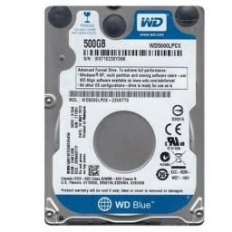 HD 500gb WD