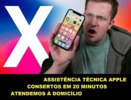 Iphone 99,99 5g, 5c e 5s Reparo de tela Assistência Técnica Conserto Manutenção Apple LIG