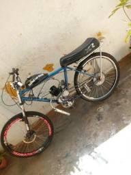 Bike motorizada 80cc - 2016